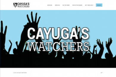Cayuga's Watchers Website